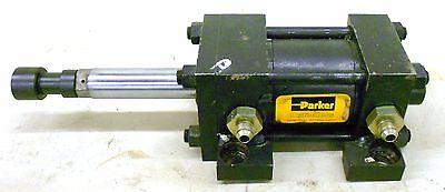 Parker Hydraulic Cylinder 03.25 Fzhxlvs1ba 03.25 Bore 2.00 Stroke 3000 Psi