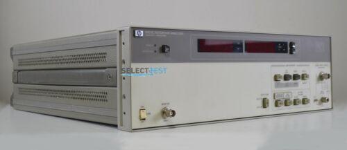 AGILENT / HP 8903E DISTORTION ANALYZER, 20 Hz - 100 kHz. ***LOOK*** (REF.:508G)