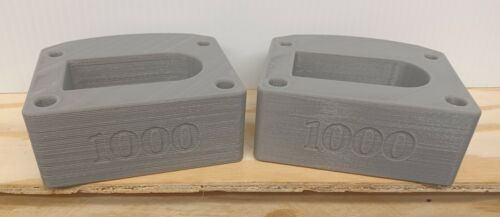 TurboSound- iP1000-series- Gray Pin-Protectors for a pair of  speakers
