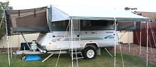 2004 Jayco Swan Outback - Off Road Hillside 3037 Melton Area Preview