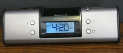iHome IH16 Charging Dock / Alarm Clock for 30 Pin Apple iPhone Smart Phones