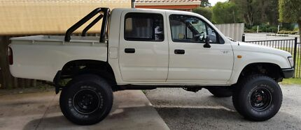 Lifted hilux Southern River Gosnells Area Preview