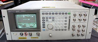 Hp Agilent Keysight 8922m Test Set 10 Mhz - 1000 Mhz Opt. 001-006-010