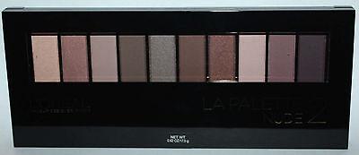 L'Oreal Paris La Palette Nude 2 Eyeshadow Palette 0.62 oz **