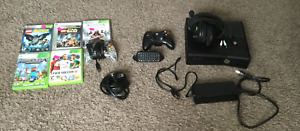 Xbox 360, accessories and games