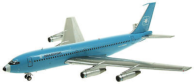 IF7201216B 1/200 MAERSK AIR B720-051B OY-APY W/STAND LIMITED EDITION OF 60 PCS