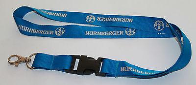 Nürnberger Versicherung Schlüsselband Lanyard NEU (T224)
