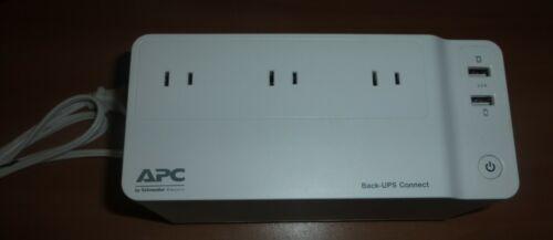 APC BGE90M Back-UPS Connect 120V Network Backup 2 USB Charging ports