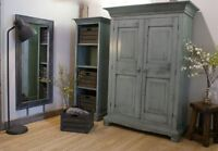 Rustic Farmhouse Wardrobes $2995. Choice of colours. By LIKEN