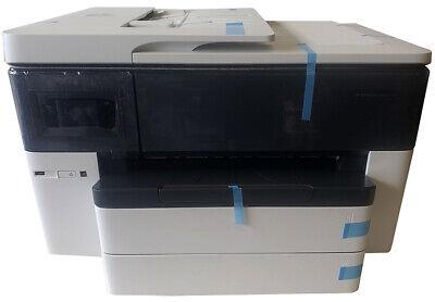 HP OfficeJet Pro 7740 All In One - Scan Copy Fax & Wireless