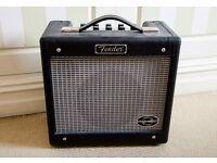 Fender G-DEC Junior Amp, Carbon Black