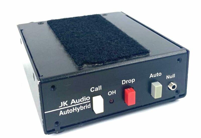 JK Audio 5SBTX07B AUTO HYBRID Full Duplex Auto Answer Phone Interface - Working