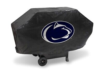 Penn State Nittany Lions DELUXE Heavy Duty BBQ Barbeque Grill Cover ()