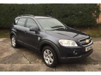 2008 CHEVOROLET CAPTIVA 2.0TD 7 SEATER with 106k miles
