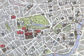 LARGE 2 BEDROOM APPROX 76M2 STORAGE LONDON KENSINGTON HOLLAND ROAD