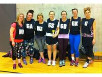 Brixton indoor social netball leagues