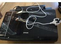 Epson Stylus SX215 all-in-one printer scanner copier
