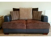 LARGE HARVEYS SOFA EX COND CAN DELIVER FREE