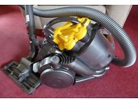 Dyson DC19 T2 Vacuum with Unused Dyson Clean & Tidy Accessory Kit