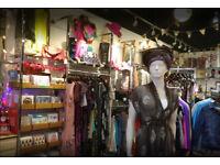 Shop assistant superstar!