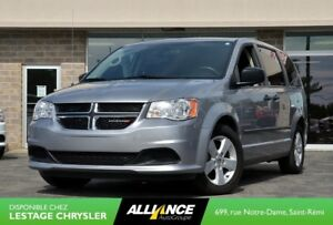 2016 Dodge Grand Caravan CAPACITE DE REMORQUAGE 3500 LBS