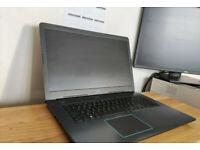 "Dell G3 17"" IPS Gaming Laptop 3779 i7-8750h Nvidia GTX 1060 6gb 16gb 1tb"