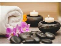 Relaxing massage!