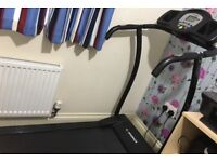 Confidence GTR Power Pro 1100W Electric Motorised Treadmill