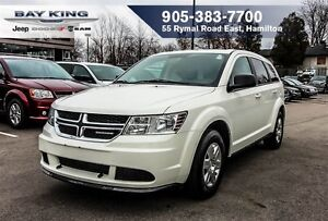 2012 Dodge Journey CVP, A/C, PWR WINDOWS & LOCKS, LARGE CARGO SP