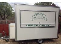 CATERING TRAILER/ BURGER VAN/ SNACK WAGON