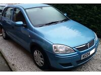 CORSA 2004 1.2 FOR SALE