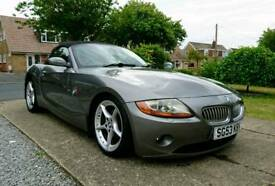 BMW Z4 3.0 (Reduced- absolute bargain )