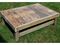 Rustic Pallet wood table