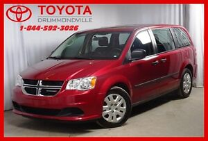2014 Dodge Grand Caravan AIR CLIM/GR.ELECTRIQUE