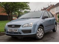 2006 FORD FOCUS 1.4 STUDIO 12 MONTHS MOT FULL SERVICE HISTORY JUST 82,000 MILES & 1 PREVIOUS OWNER