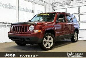 2011 Jeep Patriot Sport/North 4X4 + ATTELAGE DE REMORQUE