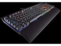 Corsair K70 RGB RAPIDFIRE Mechanical Gaming Keyboard — Cherry MX Speed RGB