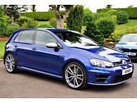 Volkswagen Golf 2.0 TSI R DSG 4 Motion *** Lapiz Blue ***