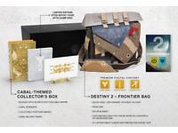 Brand New Destiny2 Collectors Edition PS4