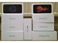 9x original/genuine iPhone boxes