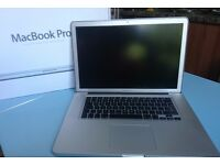 "TOP Apple MacBook Pro 15"" HiRes AntiGlare i7 2.4 GHz (late 2011) 256GB SSD 8GB RAM NEW Logic Board"