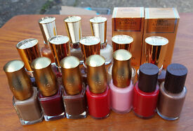 Guerlain - 17 x Nail Polishes - Divinora, Terracotta etc - £85 - Discontinued/Limited Editions
