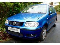 VW Polo - spares or repair
