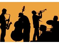 Jazz Funk Soul Blues band project: drums, keys, guitar, horns required
