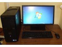 Dell Vostro 230, Intel Core 2 Duo, Windows 7 Professional