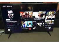 """*** LG 50"""" Smart TV & Remote - Excellent Condition & Working Order ***"""