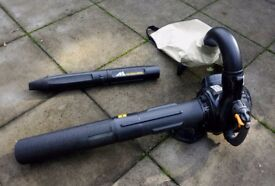 McCulloch Leaf Vacuum / Blower model GBV 345