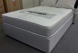 New divan beds clearance sale