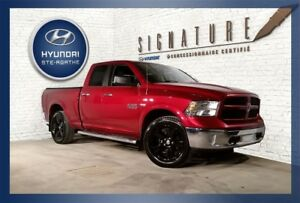 2014 Ram 1500 SLT+CAMERA RECUL+OUTDOORSMAN+QUAD CAB