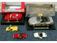 Vintage Sports car collection